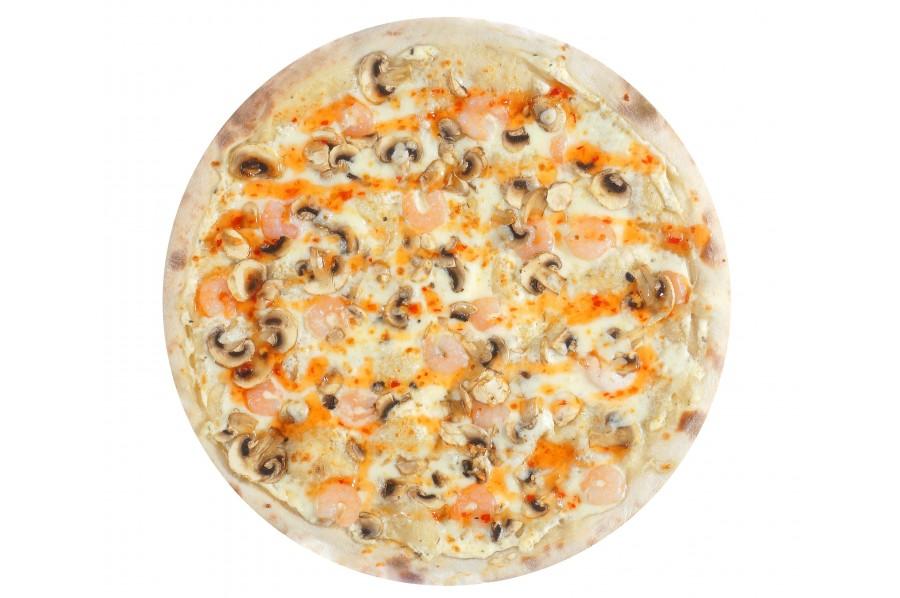 35 см Пицца Креветка Пикантная