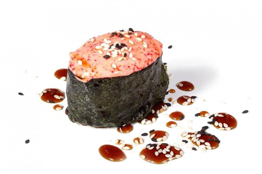 Сяки яки суши